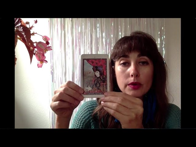 New Moon Tarot: Trust Your Inner Knowing