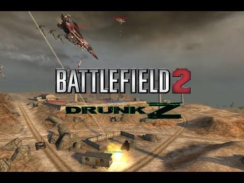 DrunkZ Plays - Battlefield 2 -DARKSTAR GAMING PRE-TOUR SCRIMMAGE