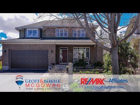 58 Ironside Court Ottawa Real Estate