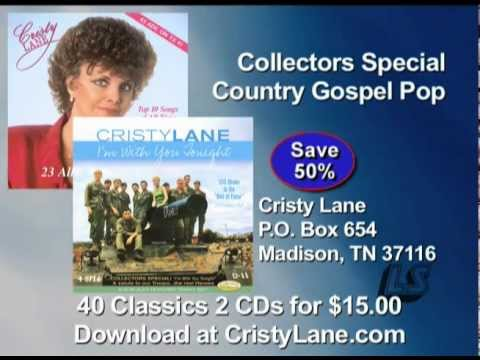 Cristy Lane - 40 Classics Includes Top 10 Songs of All Time