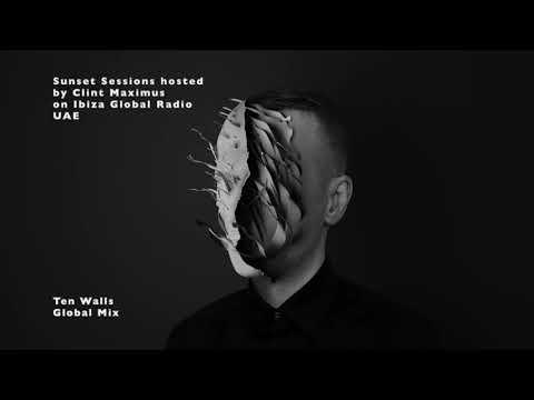 Ten Walls interview on Ibiza Global Radio UAE