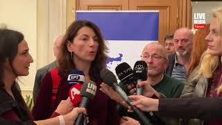 Αφροδίτη Ρέτζιου Πρόεδρος Ομοσπονδίας Ενώσεων Νοσοκομειακών Ιατρών Ελλάδας