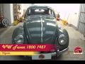 VW Fusca 1957 - Ulysses
