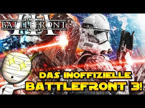 Das inoffizielle Star Wars Battlefront 3 - Star Wars Battlefront III Legacy deutsch thumbnail