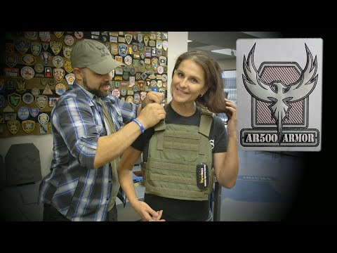 AR500 Armor Tour part 1