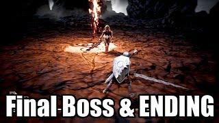 SINNER: SACRIFICE FOR REDEMPTION - Adam, The Forsaken Final Boss Fight & ENDING [PS4 PRO]
