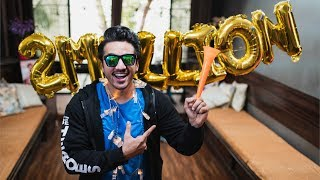 HOW I REACHED 2 MILLION !!!!!