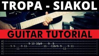 Tropa Siakol Guitar Tutorial WITH TAB.mp3