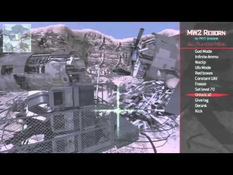 [PS3] MW2 Reborn : Mod menu 1.14 by Enstone