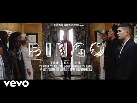 Donae'O - Bingo (Official Video) ft. Ghetts, Shakka