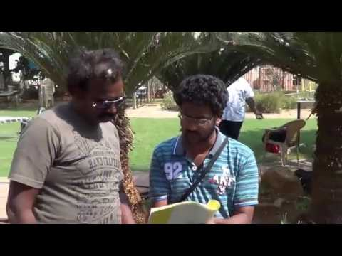Shooting at Ramanaidu Studio