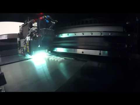 Voxellab Polyjet 3D Printing Timelapse - 3D štampa