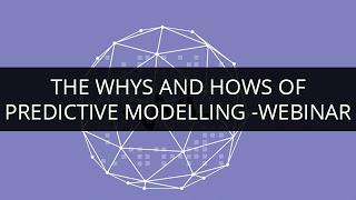 The Whys and Hows of Predictive Modelling   Webinar - 1   Edureka