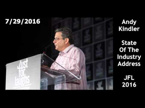 Andy Kindler - 2016 State Of The Industry Address