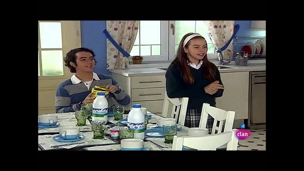 Ana y los 7 baile de ana y fernando en la cocina youtube - Ana en la cocina ...