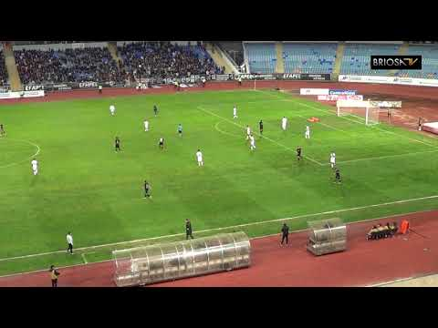 Académica 1-2 Vitória SC B: Resumo