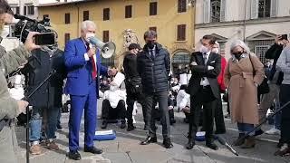 FIRENZE - La protesta delle attività di somministrazione