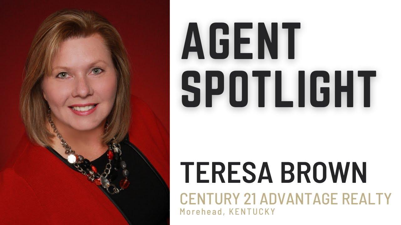 Agent Spotlight Teresa Brown Morehead, Kentucky