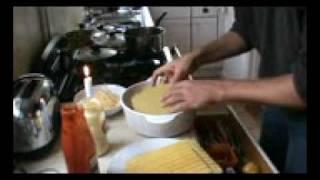 Spiral Makes Italian Flag Lasagne 12.3.23.mp4