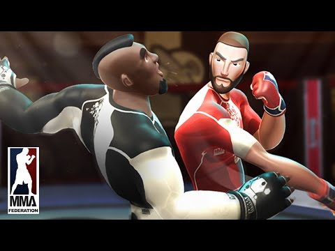 MMA Federation (by 360 Studios Limited) Announcement Trailer (iOS / Android)