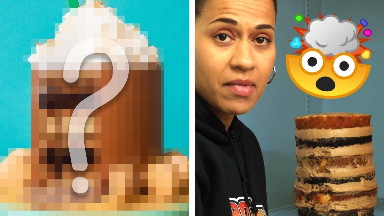 Download Starbucks Salted Caramel Mocha Cake GONE WRONG   How To Cake It with Yolanda Gampp