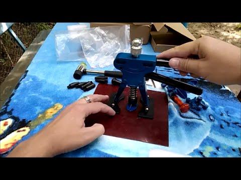 Продажа инструментов pdr для удаления вмятин без покраски в украине. Мастерам кузовного ремонта, оборудование для ремонта вмятин в киеве.
