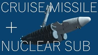 KSP: Launching a Cruise Missile From a Nuclear Submarine [Stock]