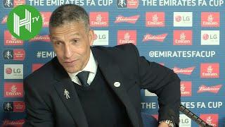 Brighton 2-1 Derby | Hughton: Brighton can spring a surprise in this season's FA Cup!