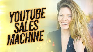 THE YOUTUBE SALES MACHINE (DAY IN THE LIFE)