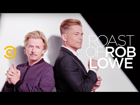 Roast of Rob Lowe - Behind the Scenes - Roast Master David Spade Takes Aim
