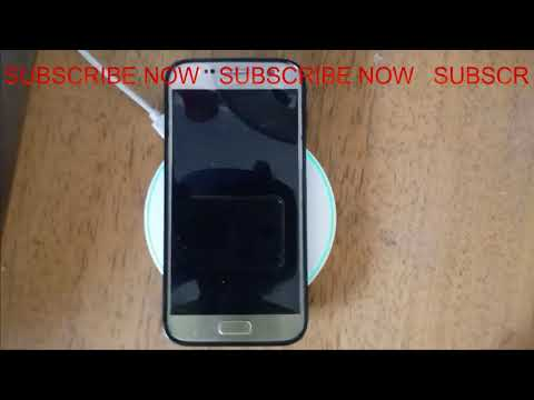 Belkin Studio Wireless Charger Review Using a Galaxy S7