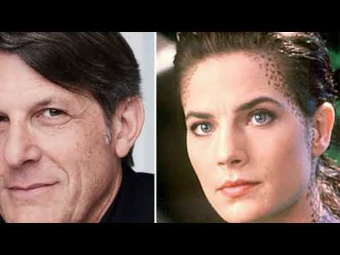 Star Trek crossed lovers Adam Nimoy engaged to Deep Space Nine actress Terry Farrell