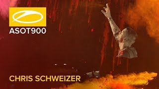 Chris Schweizer live at A State Of Trance 900 (Madrid - Spain)
