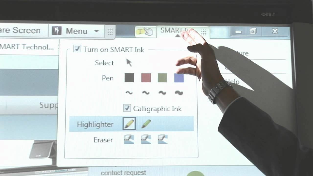 Smart Ink Toolbar And Functionality Overview Youtube