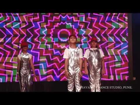 Bhavana's Dance Studio's Dance Drama Music festival 2018 | Hip Hop |