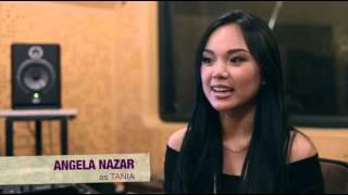 Angela Nazar Mantan Terindah Testimonial Cast