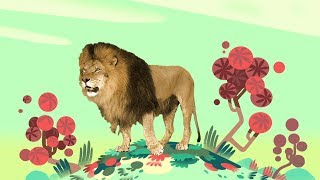 "Animal Songs: ""You Gotta Love a Lion,"" by StoryBots"