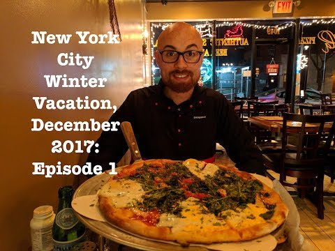 New York City Winter Vacation: Episode 1