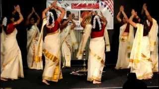 BAMA Onam Thiruvathira 2012