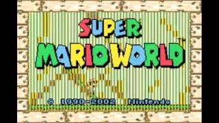 Super Mario Advance 2: Super Mario World (GBA): Corruptions 3 (Highlights)