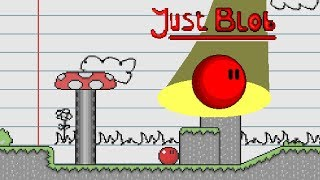 Just Blob • Super Mario World ROM Hack (2011)