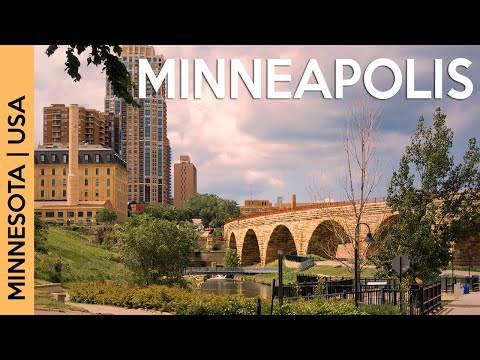 Minnesota Travel Vlog! Minneapolis, MN during summer