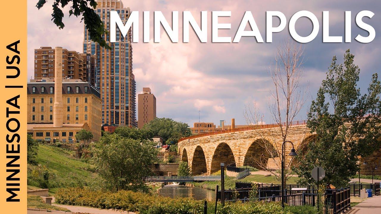 Minnesota Travel Vlog! Minneapolis, MN during summer
