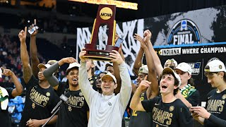 Watch how Baylor was crowned national champions for the first time ever
