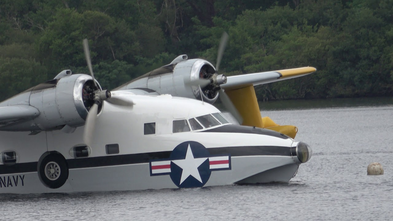 GRUMMAN PLANES Grumman HU16C Albatross UF1G64