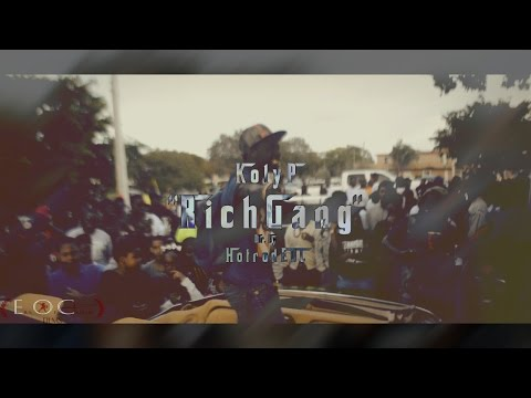 Koly P Rich Gang (Official Video)   Dir. By @HotrodEOC