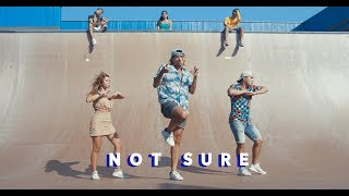 JAGMAC | Not Sure (Official Music Video)