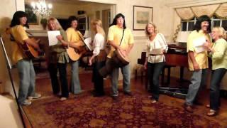 New Christy Minstrels parody by Old Crusty Misfits