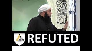 Shaykh Abdul Majid Khatme Nabuwat REFUTED by Ahmadi Muslim (Qadiani)