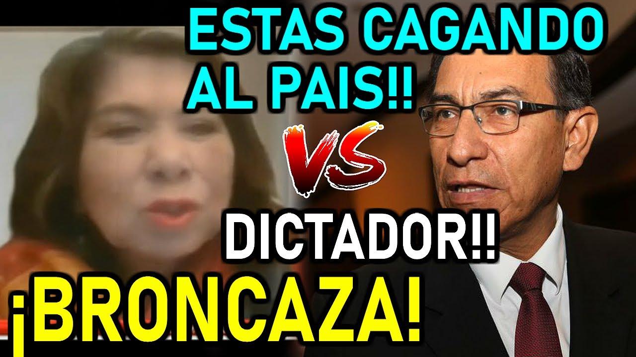 🔥LE DICEN LA VERDAD A MARTIN VIZCARRA!! - PERÚ ULTIMAS NOTICIAS HOY